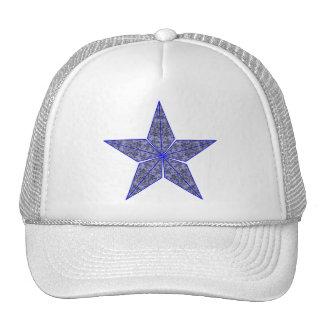 Stars Mesh Hat