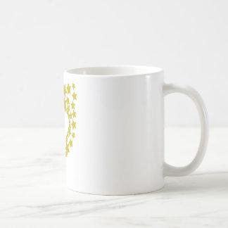 stars-heart coffee mug