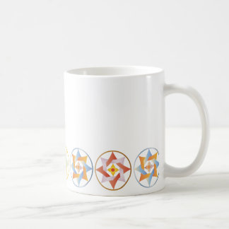 Stars in Circles Matching Set - Classic Mug - 1