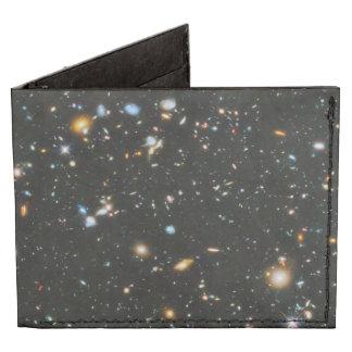 Stars in Space - Hubble Ultra Deep Field Billfold Wallet