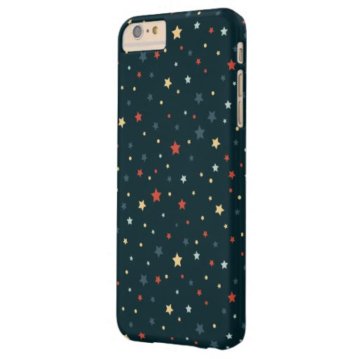 Stars in Space Personalized Barely There iPhone 6 Plus Case