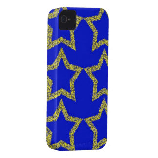 Stars in the night sky style iPhone 4/4S Case