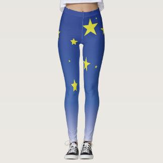 Stars in the sky 3. leggings