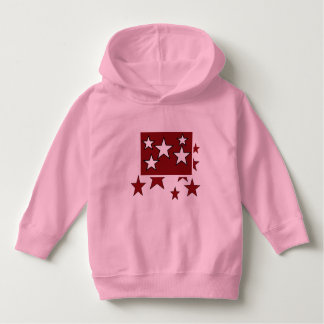 stars in your eyes toddler hoodie by DAL