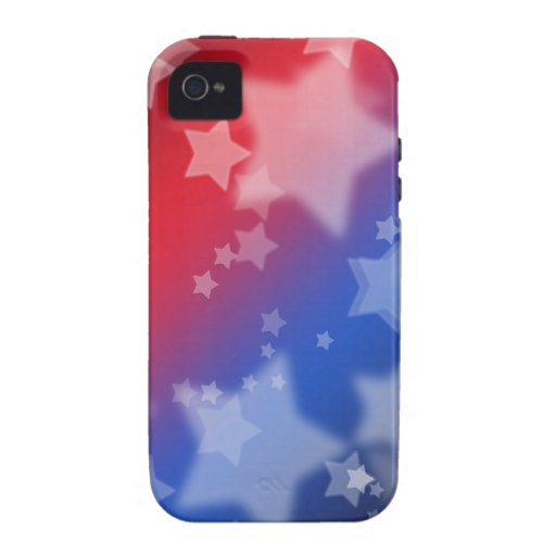 Stars iPhone 4 Case-Mate Tough™ Case