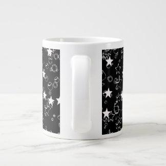 Stars Large Coffee Mug