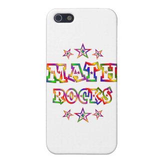 Stars Math Rocks iPhone 5/5S Cases