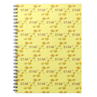 stars notebooks