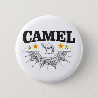 stars of the camel 6 cm round badge