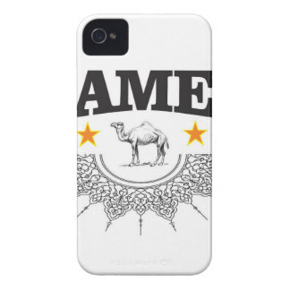 stars of the camel iPhone 4 Case-Mate case