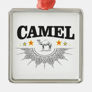 stars of the camel metal ornament