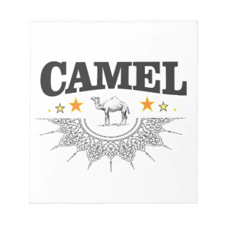 stars of the camel notepad