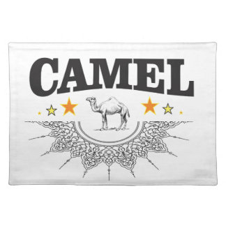 stars of the camel placemat