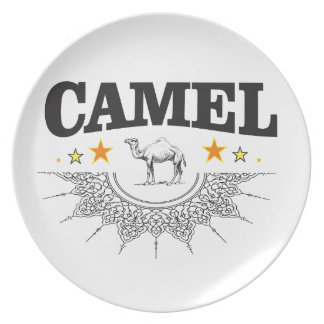 stars of the camel plate