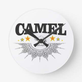 stars of the camel round clock