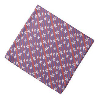 Stars on Stripes 2 Kerchiefs