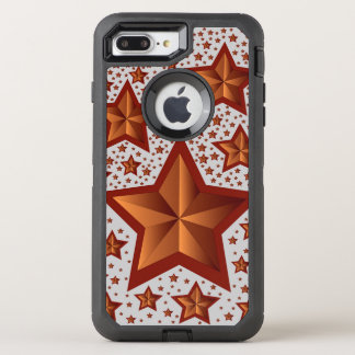 stars OtterBox defender iPhone 7 plus case