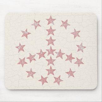 Stars Peace Mousepad
