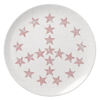 Stars Peace Party Plates