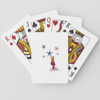 Stars Playing Cards