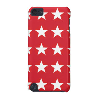 stars red iPod touch (5th generation) covers