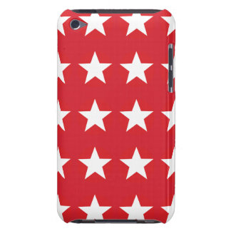 stars red iPod Case-Mate cases