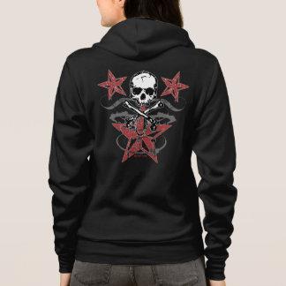 Stars & Skull Hoodie