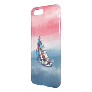 Stars Stripes and Sails iPhone 7 Plus Case