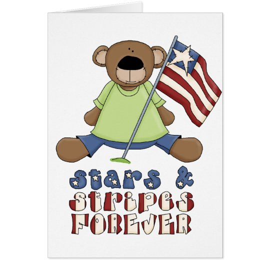 Stars & Stripes Forever Card