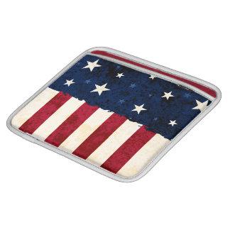 Stars & Stripes Patriotic Rickshaw iPad Sleeve