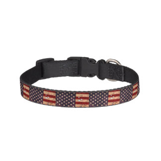 Stars & Stripes Pet Collar