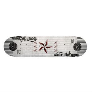 Stars Stripes Signature Series Custom Skateboard