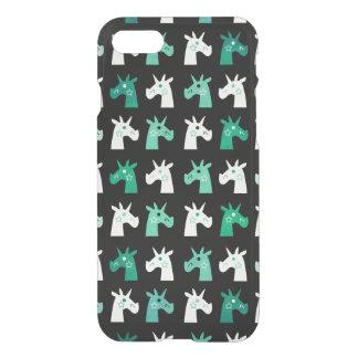Stars Unicorn Pattern iPhone 7 Case