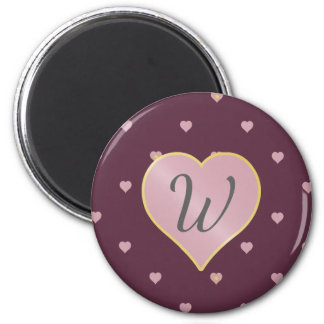 Stars Within Hearts on Port Magnet