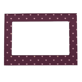 Stars Within Hearts on Port Magnetic Frame