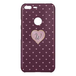 Stars Within Hearts on Port Uncommon Phone Case