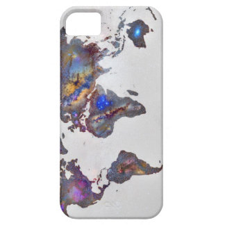 Stars world map iPhone 5 cases