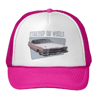 Starship on Wheels Cap