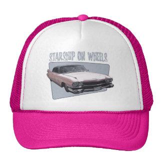 Starship on Wheels Cap