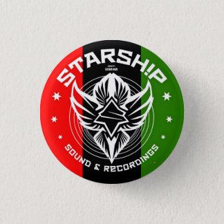 STARSHIP Sound & Recordings Button (Africa)