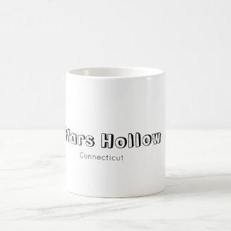 starshollow ct coffee mug