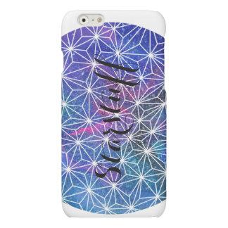 Starstuff Geometric Watercolour Galaxy