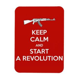 start a revolution magnet