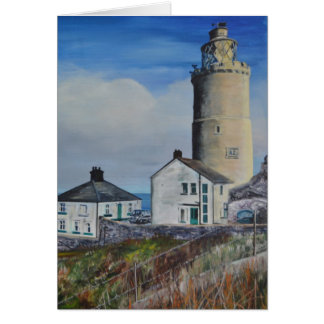 Start Point Lighthouse Card