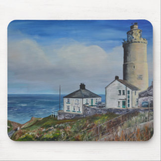 Start Point Lighthouse Mouse Pad