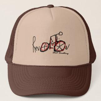 Start Something Trucker Hat