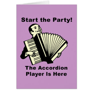 Start the Party! Card