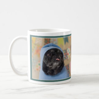 Start Today and Make a New Ending Pug Mug