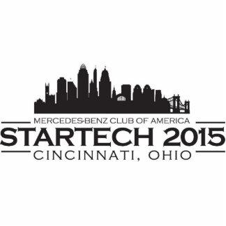 StarTech Pin Photo Sculpture Badge