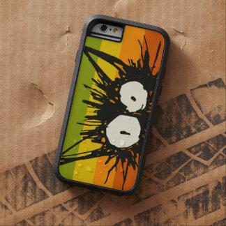 Startle Cat Orange Colourful Tough Xtreme iPhone 6 Case